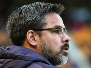David Wagner manager / head coach of Huddersfield Town.