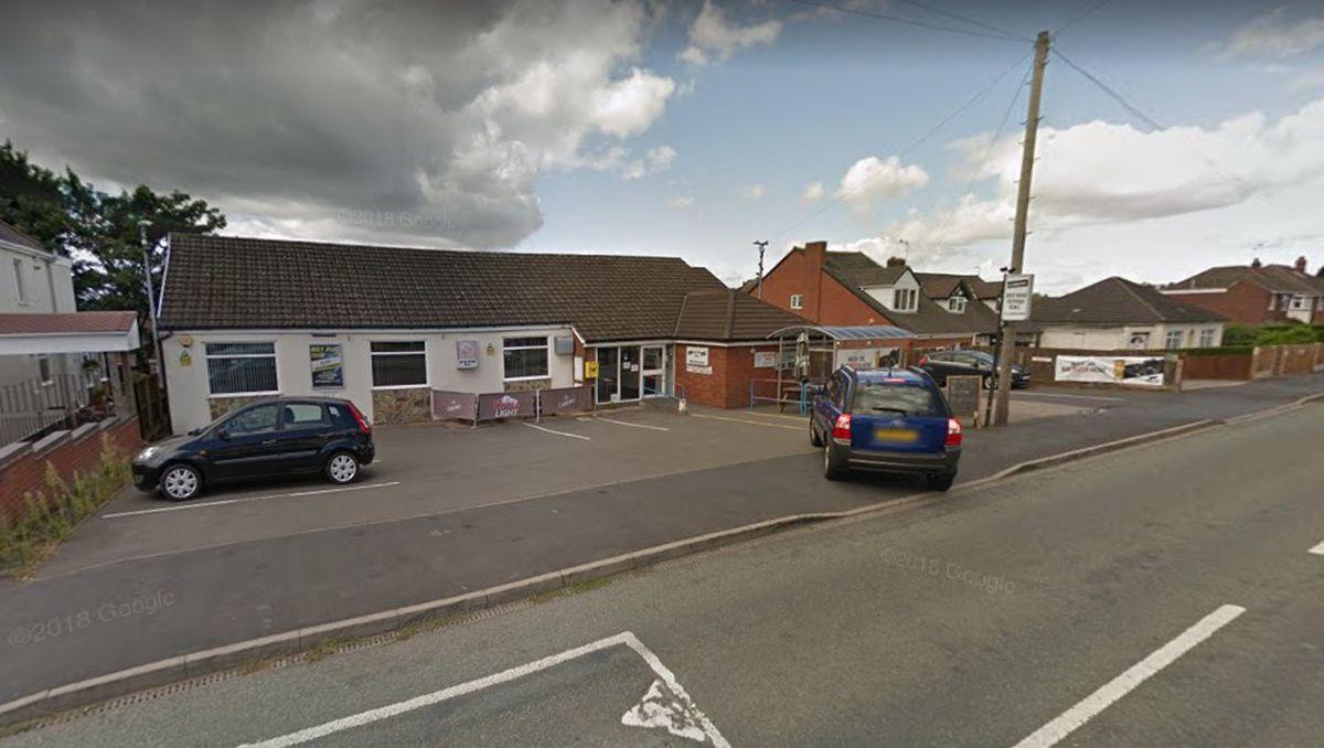 The Belt Road Working Men's Club in Cannock. Photo: Google