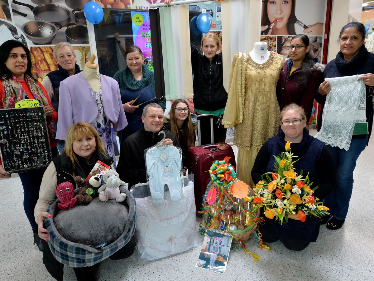 West Bromwich traders are urging shoppers to support the indoor market