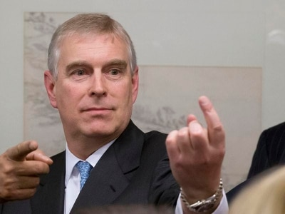 Duke of York 'appalled' over Epstein sex scandal claims