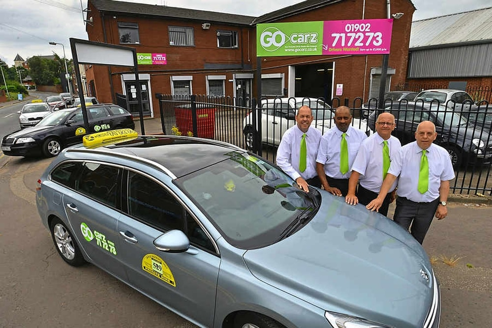 Change of name for Wolverhampton taxi business | Express ...