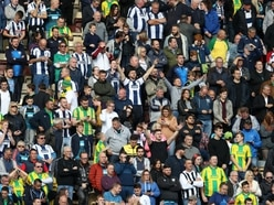 West Brom set to be backed by biggest away following in the league for more than six years