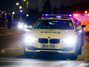 The robbery happened at a home in Bloxwich