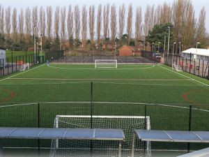 Ormiston NEW Academy has places available in its football academy
