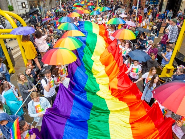 More than 80,000 to back No Outsiders at Birmingham Pride