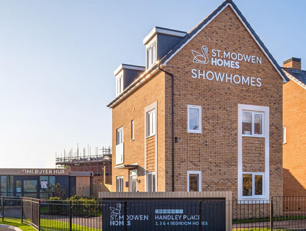 St Modwen Homes is the housebuilding division