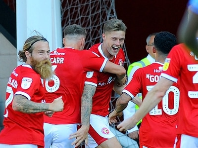 Walsall 1 Scunthorpe 0 - Player ratings