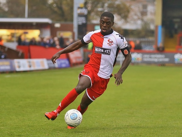 Elton is back on song for Harriers