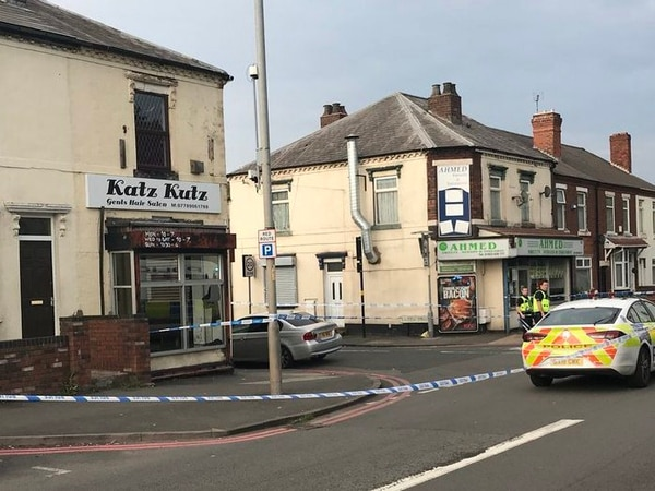 Walsall barber shop shooting suspect released amid investigation
