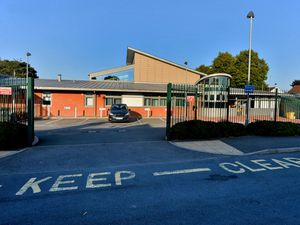 Barcroft Primary School in Willenhall