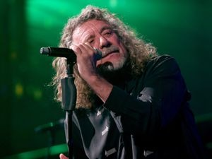 Robert Plant. Photo: AMA