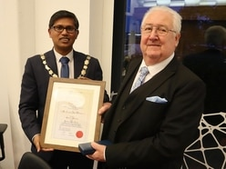 Former Wyre Forest councillor honoured by title