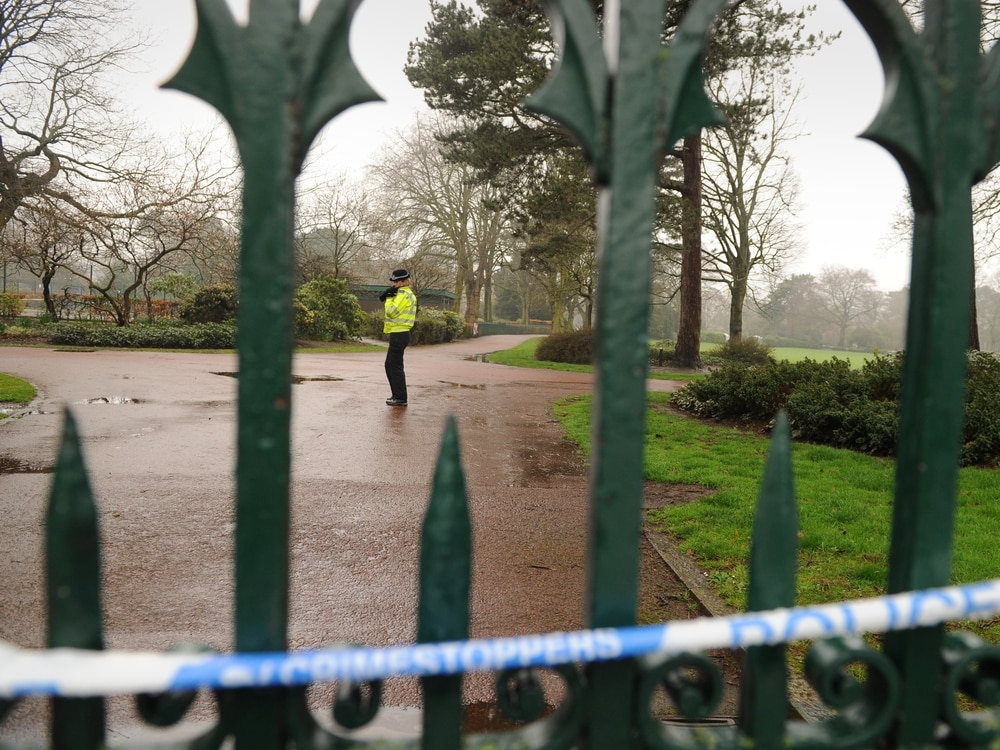 Teenagers arrested after 14-year-old girl's body found in park