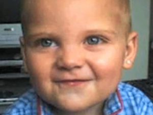 Ryan Lovell-Hancox was aged three when he died