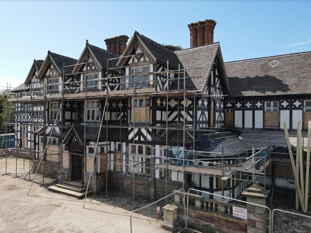 Seighford Hall
