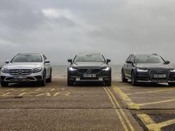 Triple Test: Mercedes E-Class All-Terrain v Audi A6 Allroad v Volvo V90 Cross Country