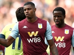 Dean Smith launches robust defence of Wesley claiming it is too soon to judge Aston Villa's record buy
