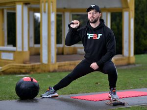 Personal trainer Jimmy Whittall