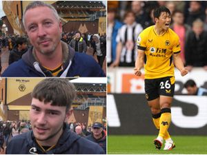 Wolves fans on win over Newcastle