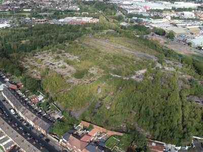 Old Walsall Caparo site ready to be cleaned up and turned into housing