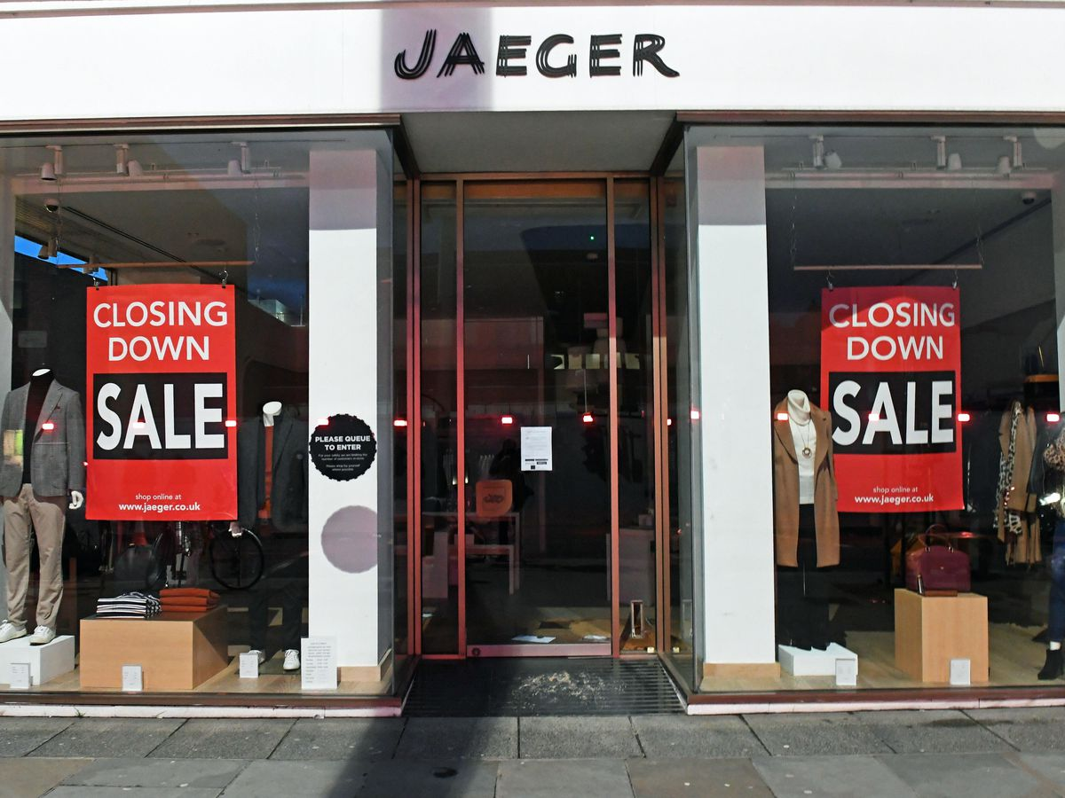 Jaeger To Axe 103 Jobs And Shut 13 Shops Express Star