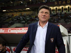 Torino manager Walter Mazzarri (© AMA SPORTS PHOTO AGENCY)