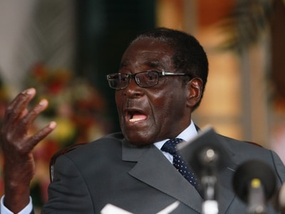 Mugabe is no surprise