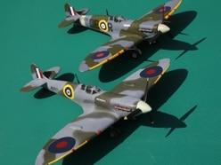 Wolverhampton Spitfires display goes virtual