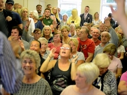 Tensions boil over at public meeting on Coseley hostel plans