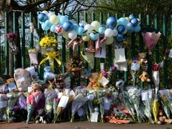 Sea of tributes left for brothers killed in Birmingham New Road crash