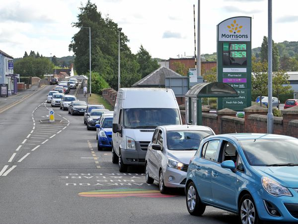 Fuel shortages are symptomatic of a wider problem