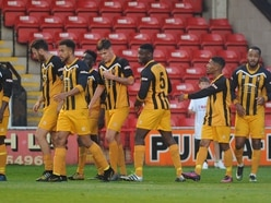 Walsall Senior Cup final: Rushall Olympic 2-2 Walsall Wood (Rushall win 4-3 on penalties) - Report and pictures