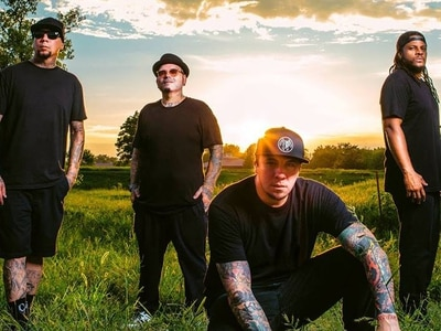 Birmingham gig and new record for P.O.D.