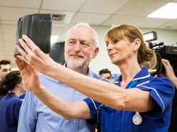 Jeremy Corbyn brands Government claims of record NHS funding 'fake news agenda'