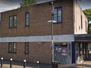 The former TSB bank building in the Avian Centre in Whitmore Reans