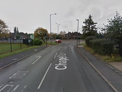 Elderly woman taken to hospital after collision in Great Barr