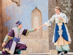 All the world's a stage as park hosts Bard's farce: Comedy Of Errors at Bantock House