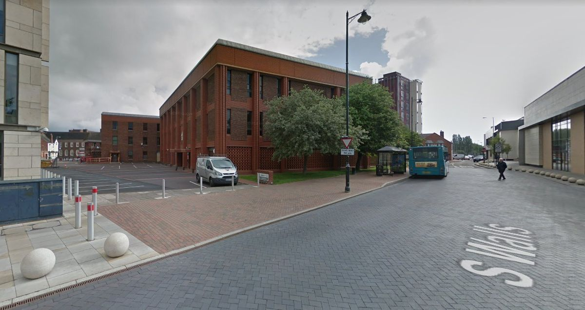 The former Stafford Magistrates Court. Photo: Google Maps
