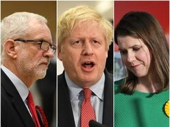 Election results live: Corbyn to stand down as Johnson hails 'new mandate'