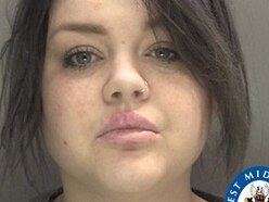 Darlaston woman jailed for attacking police officers
