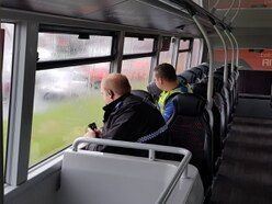 Police chief defends 'spy' bus to catch drivers on phones