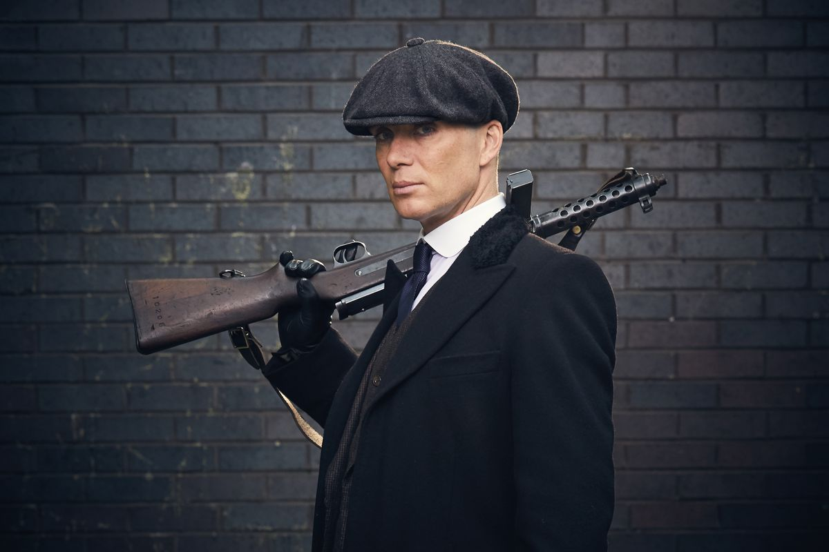 Tommy Shelby and co all have varying takes on the Birmingham accent