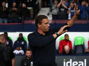 Valerien Ismael Head Coach / Manager of West Bromwich Albion is unveiled to the West Bromwich Albion Fans.