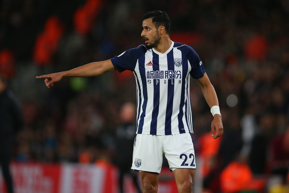 Chadli, Dawson edging closer to West Brom return, says Pardew