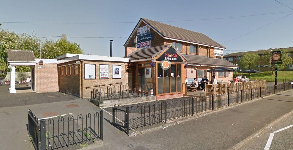 The Phoenix on Martley Road, Oldbury. Photo: Google Street View