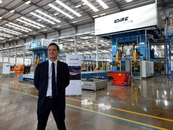 Gestamp drives for the future with its new £50m hi-tech car parts plant at Four Ashes