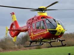 Worker seriously injured following digger incident in Black Country