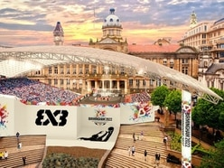 How Birmingham's Victoria Square would look hosting basketball in 2022 Commonwealth Games