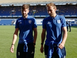 West Brom set to reject £25m bid from Burnley for Jay Rodriguez and Craig Dawson