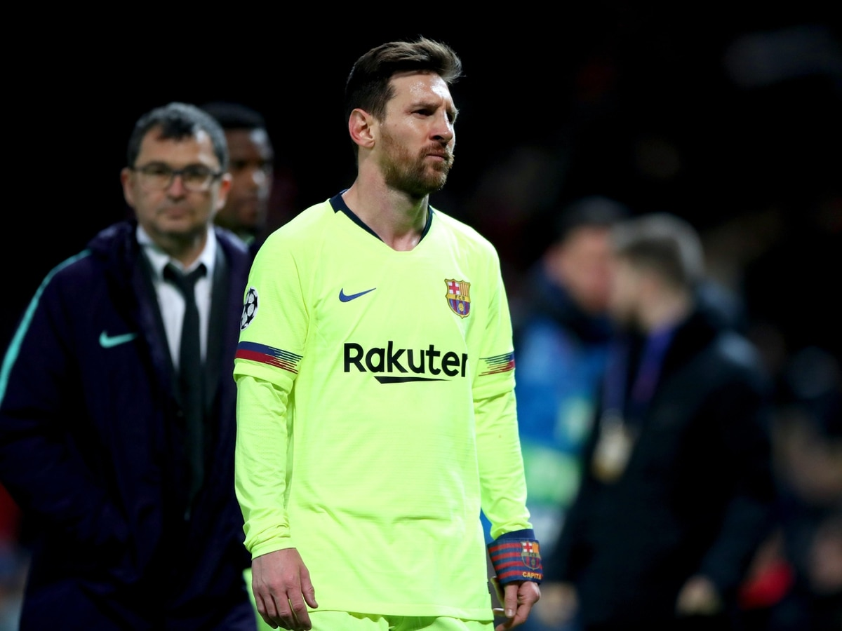 LaLiga sides with Barcelona over Lionel Messi contract ...